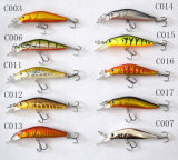 Señuelo duro de la pesca (piscardo 588S de Matis)