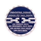 Supporto d'argento antico Keychain della moneta della moneta del ricordo di sport di pallacanestro
