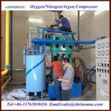 Compresor de gas de oxígeno y nitrógeno compresor de gas para llenar el cilindro