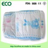 Constructeurs remplaçables de couches-culottes de bébé d'absorption superbe chaude de vente en Chine