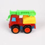 Auto-Spielzeug des Technik-Gebäude-LKW-Fahrzeug-Auto-Spiels zurückziehen, das für Kinder eingestellt wird