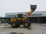 6 강력한 Shangchai CAT 엔진을%s 가진 톤 AL966E/ZL60 거물 로더