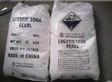 Bonne qualité (hydrate de sodium) Perles de soude caustique (99%)