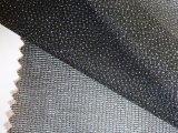 Interglage Fusible à double filet non tissé avec noir blanc
