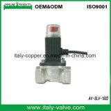 Elettrovalvola a solenoide eccellente del gas naturale di Qualtiy GPL