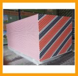 Placa de yeso con aislamiento contra incendios para techo y la partición