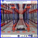 RadioShuttle Rack Systems für High Storage Ratio (EBILMETAL-RSR)