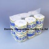 Weiche 2 Falte-Toilettenpapier-Gewebe-Rolle