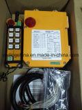 24V 8 canaux de télécommande radio industriel pour la construction d'équipement, EOT Crane, Sany Crane, Cat Crane, XCMG Tadano Crane, Grue Grue de rue, Kato Crane