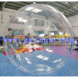Agua inflable Rolling Ball / inflable pelota de playa / bola inflable Deporte