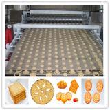 販売の食品工業のための塩味の軽いクラッカの生産ライン