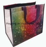 Sacchetto eccellente del pranzo del sacchetto di picnic tessuto pp di qualità