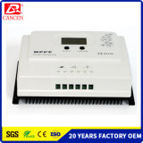 MPPT Controlador de carga solar 40A 150V de tensión de batería PV
