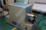 four électrique tubulaire du four 1600c tubulaire rotatoire