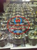 최신 공장--본래 Komatsu 불도저 D475A-3 두 배 합동 유압 기어 펌프 부속: 705-32-43240. Gurantee 1 년