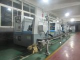 전기 실린더 부속을%s 유연한 생산 라인을%s 가진 자동적인 CNC 기계