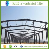 Vertiente prefabricada de la granja avícola del diseño de la estructura de acero