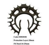 Entretoise en plastique de type de roue (SD0202B)