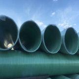 Fiberglas-Entwässerung-zusammengesetztes Krümmer-Rohr des Qualitätslieferanten-GRP