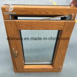 Madeira de carvalho volta a janela Casement de Inclinação