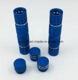 Aangepast CNC Gedraaid Aluminium Machinaal bewerkt CNC 6061 van de Precisie van de Hardware Aluminium die het Draaien Mariene Hardware machinaal bewerken