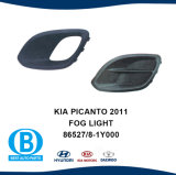 KIA Picanto 2011 Tampa da Lâmpada de nevoeiro 86528-186527-1Y000 Y000