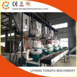 Fabricant de riz de sciure de bois d'alimentation de la biomasse Husk usine de bouletage