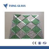 Specchio d'argento degli occhiali di protezione della parte posteriore della pellicola del vinile/sicurezza/specchio da 2-8mm