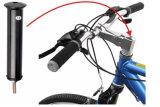 Wasserdichtes Accute Echtzeitin position bringenfahrrad, das Einheit GPS für Fahrrad aufspürt