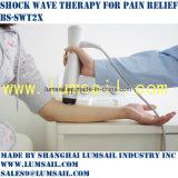 Eswt Stoßwelle-Maschine Extracorportal Stoßwelle-Therapie für KnieOsteoarthritis