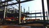 Taller de Fabricación de acero para la televisión en Argelia