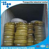 Fait dans le boyau en caoutchouc hydraulique spiralé de fil de la Chine 6