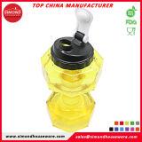 2.2L de hete Fles van het Water van de Domoor van de Geschiktheid van de Verkoop Plastic
