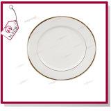 Plaque-Full White de 8 '' Ceramic par Mejorsub