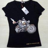 Comparé à Red Grid High Tension Dark T-Shirt Sac de transfert de chaleur pour le vêtement en coton (A4, A3, 105CM X100M)