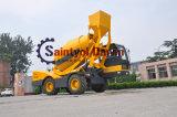 Selbstangetriebener Betonmischer-China-Hersteller