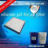 RubberFabrikant van het Silicone van de Filter van de Lucht HEPA de Gebruikte