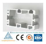 Profil en aluminium/en aluminium d'extrusion pour un profil industriel plus de haute qualité