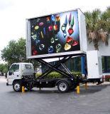 De vrachtwagen zette het Openlucht LEIDENE van de Reclame Scherm van de Vertoning (op P10 DIP346)