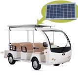 太陽電池パネルの明白なバス8 (8つのseaterのシャトルバス)