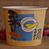 Seau à papier jetable pour la nourriture