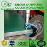 O laminado de Alta Pressão compacto verde (HPL 18mm)