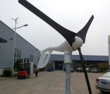 Turbine horizontale de générateur de vent d'axe avec le certificat de la CE (100W-20KW)