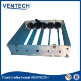Opposed Blades Air Damper para uso de ventilação
