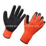 Теплые рукавицы из пеноматериала с покрытием из латекса защитные перчатки