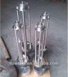 Aço inoxidável Explosion-Proof cosmético, Emulsionante Misturador homogeneizador de gel