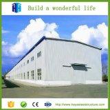 Estrutura de aço de dois andares do depósito da estrutura de isolamento prefabricadas