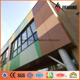 Strato dell'alluminio di colore della parete divisoria
