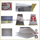 Sac d'alimentation tissé par pp en plastique d'empaquetage de qualité/sac