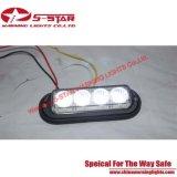 indicatore luminoso d'avvertimento infiammante del veicolo Emergency dello stroboscopio luminoso eccellente 4W